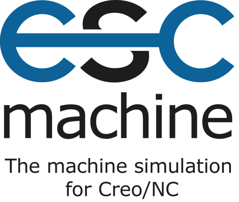 Logo ESC machine simulation